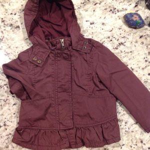 Jacket, toddler Girl lightweight